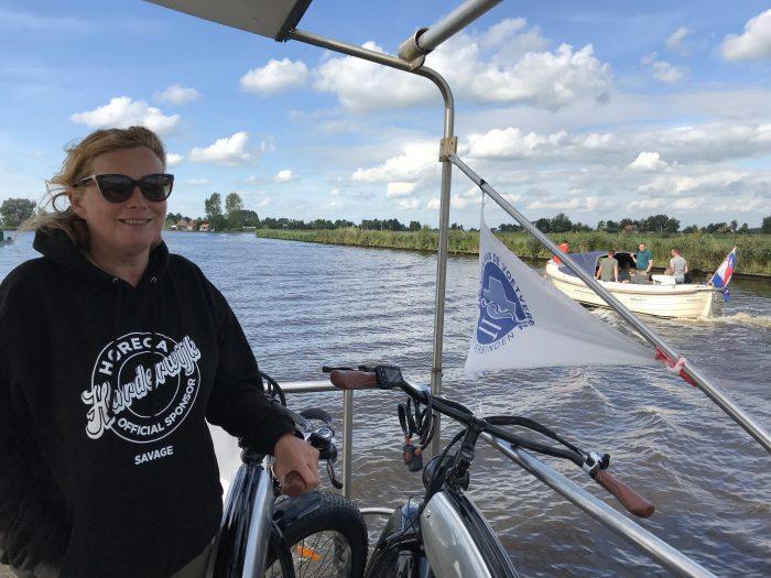 overtocht oerhaal Friesland